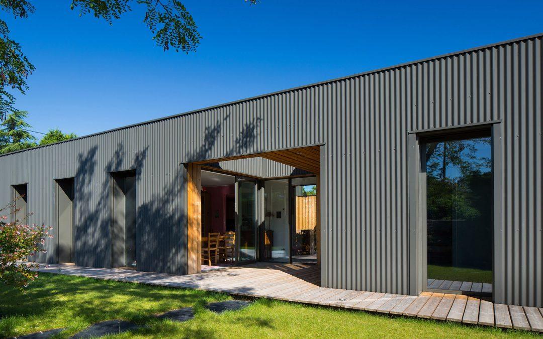 A3 Architectes | Maison à Pessac