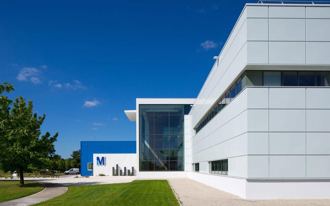 Audouin Lefeuvre architectes | Merck Serono Biodevelopment