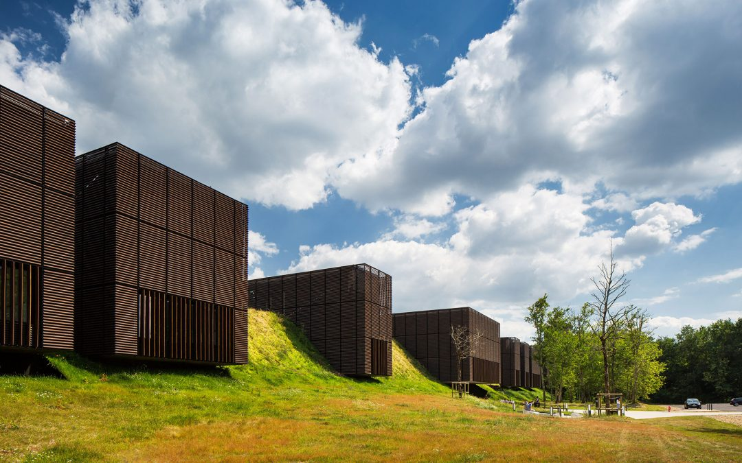 Hessamfar & Vérons architectes | CFA de Mont-De-Marsan