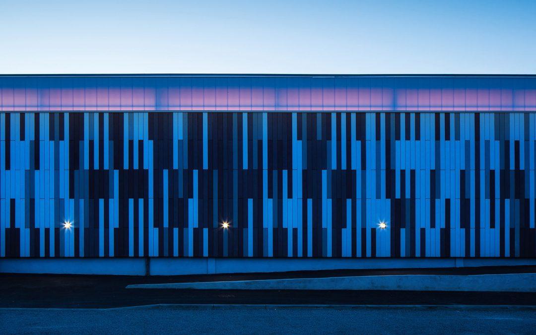 Label architectures | Gymnase à Branne