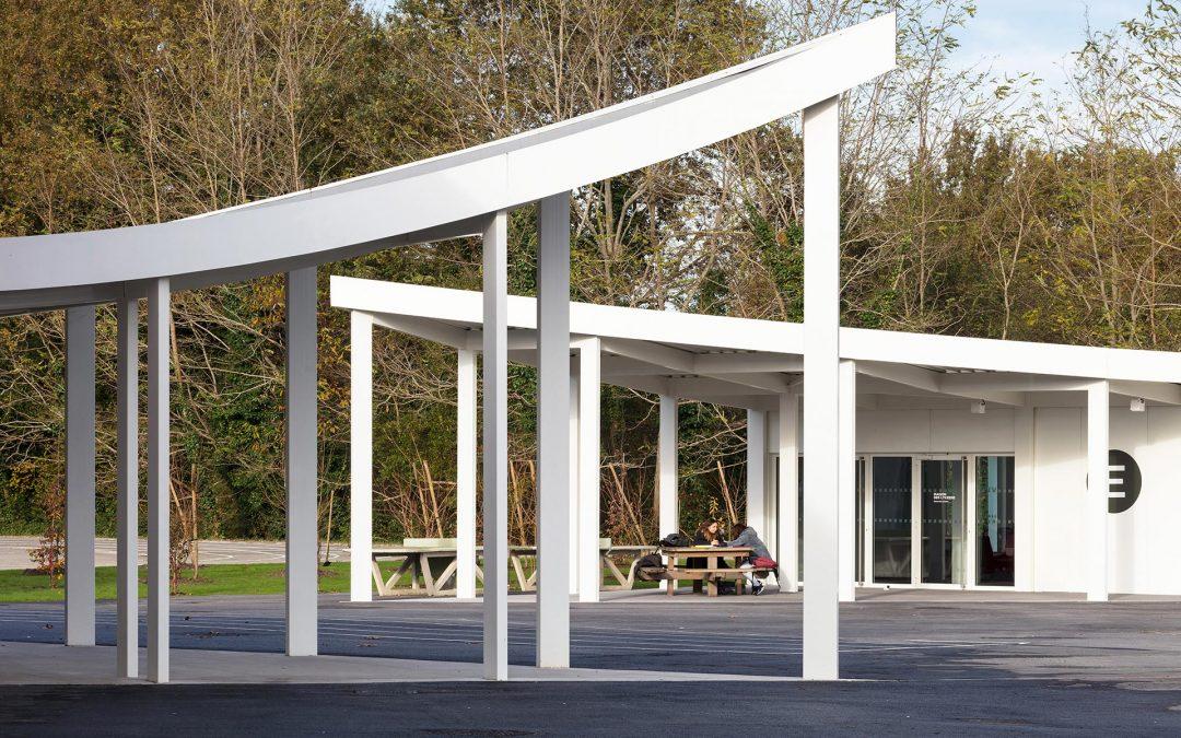 Poggi architecture / A3 Architectes  | Lycée Sud Landes