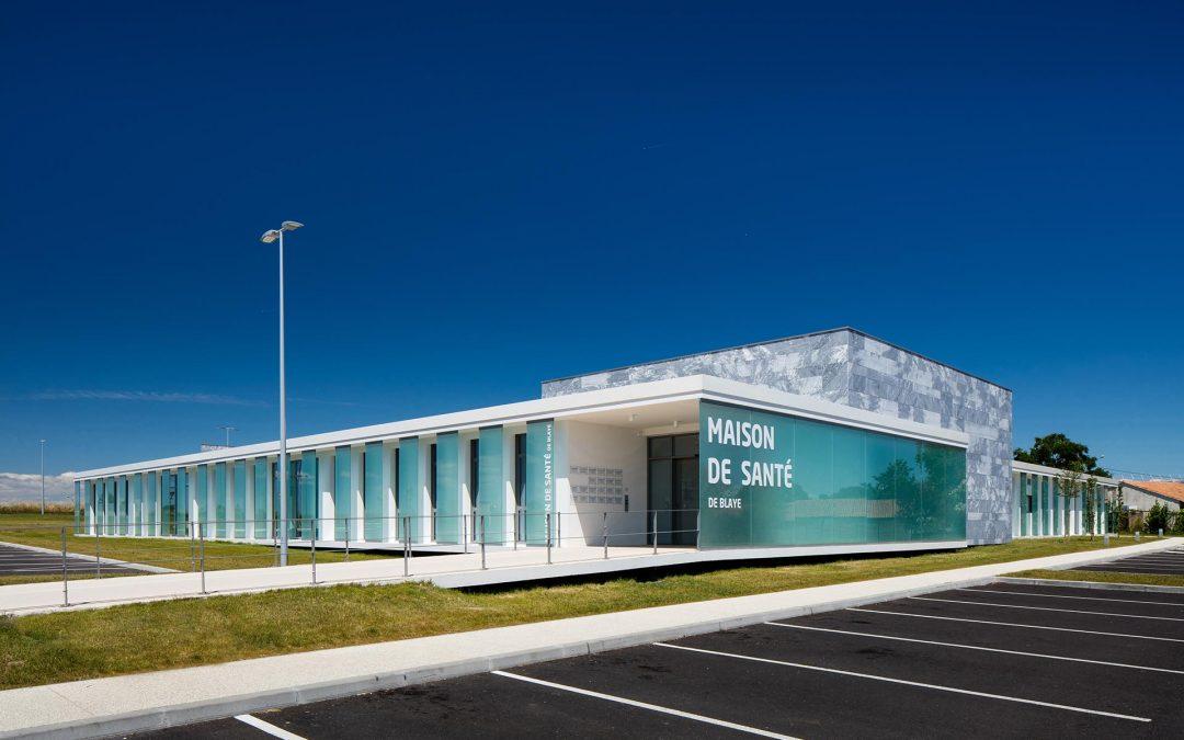 Marc Ballay architecture | MSA à Blaye