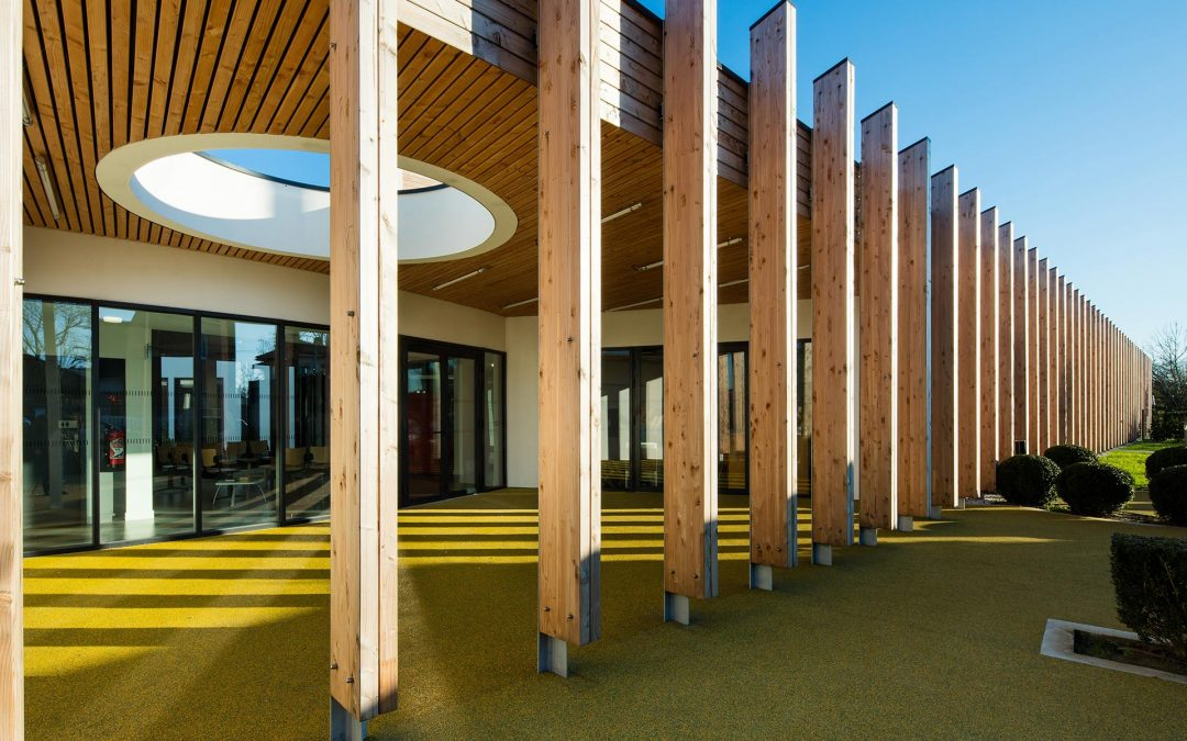 MCVD Architectes | MDSI à Ambarès