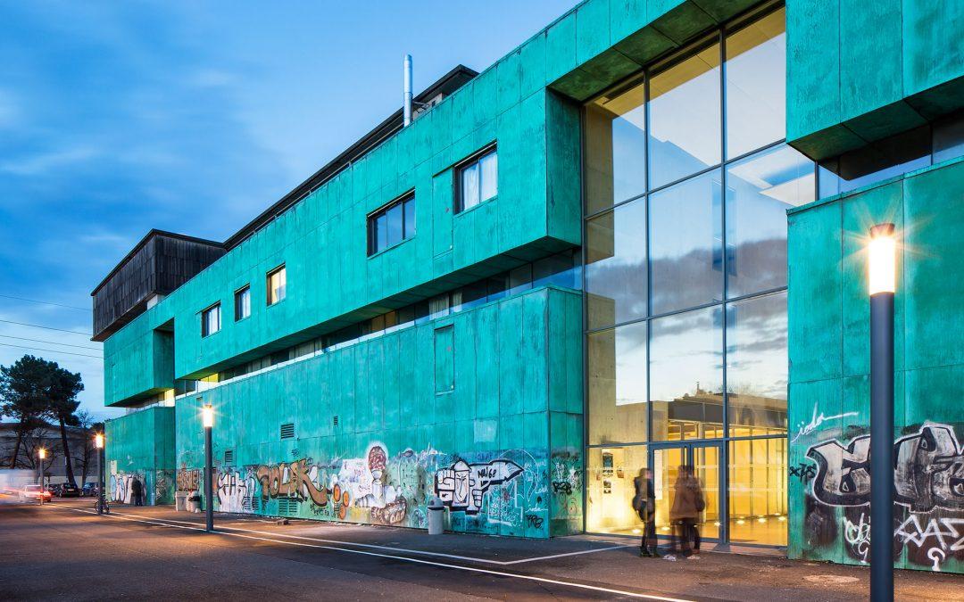 Poggi Architecture | Maison des Arts