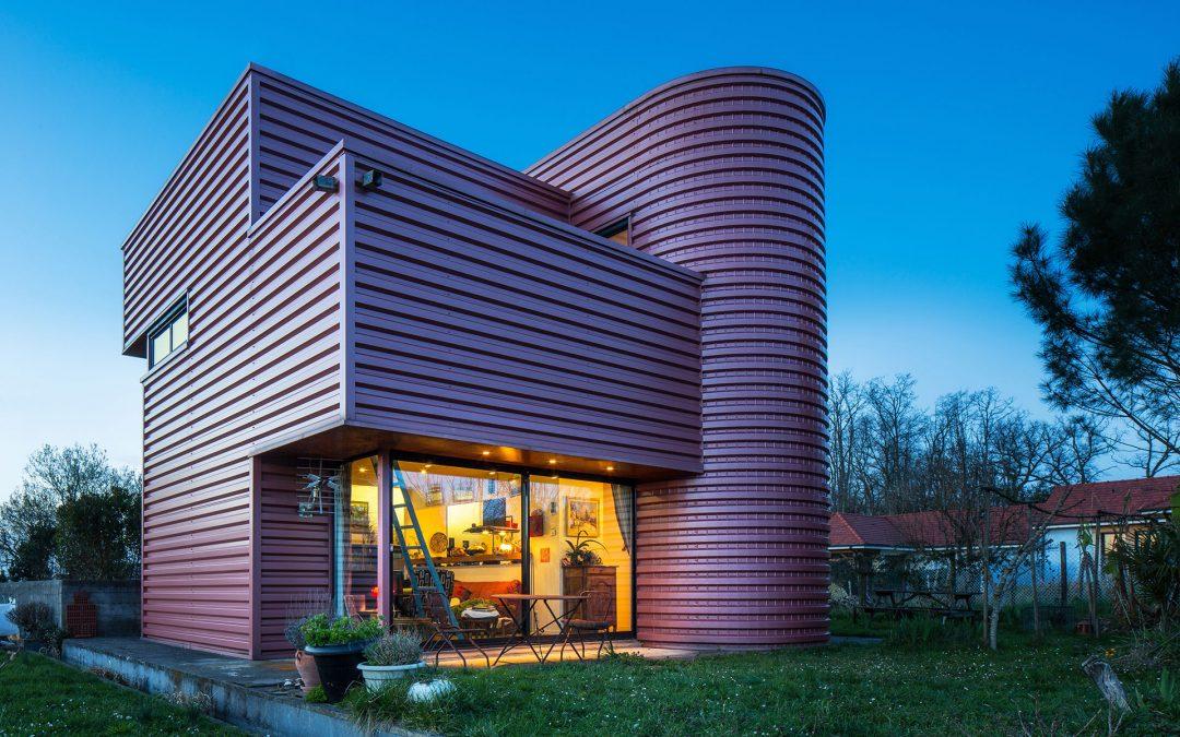 Pierre Marsan architectes | Maison individuelle
