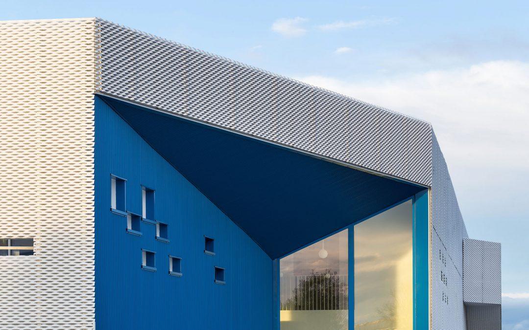 Poggi Architecture / More architecture | Hôtel d'entreprises à La Rochelle