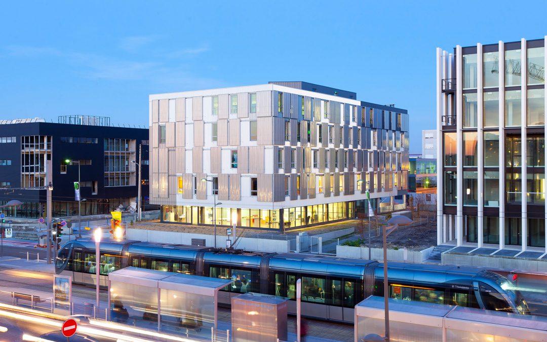 Flint architectes | Siège du groupe Icade