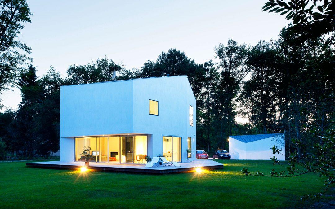Atelier d'architecture King Kong | Maison individuelle