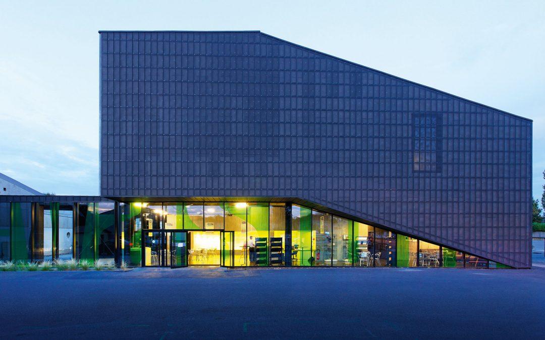 Atelier d'architecture King Kong | Salle Évasion à Ambares