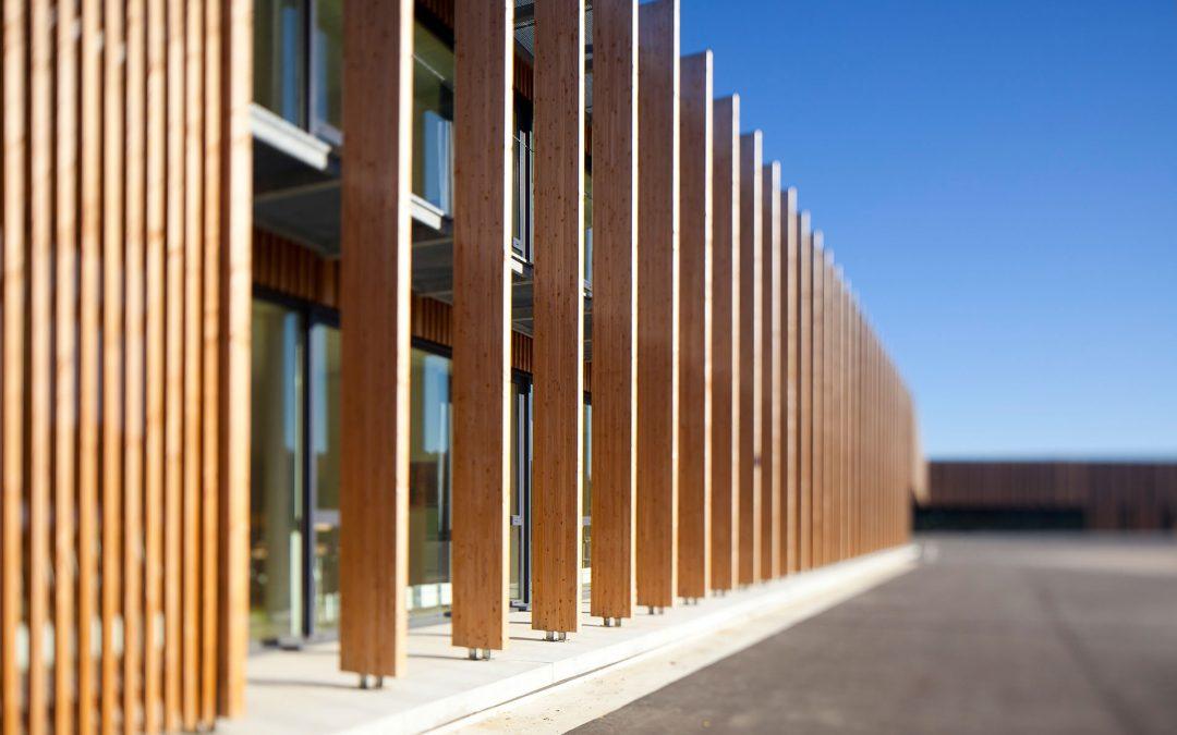 Lanoire & Courrian architectes / Atelier d'architecture Konbini | Le Collège 600