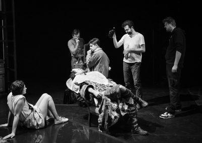 La Bonne Éducation, mise en scène Jean Boillot © Arthur Pequin