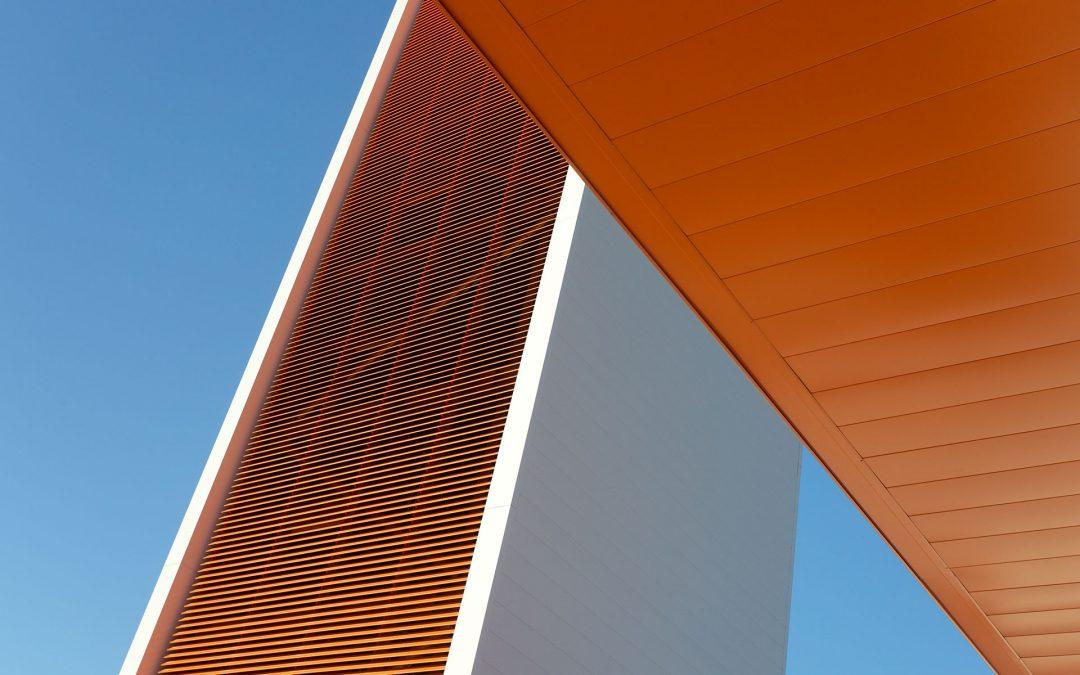 Audouin Lefeuvre Architectes | Centre d'incendie & de secours à Cognac