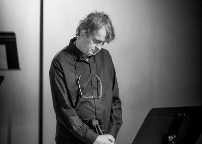 François Martel / Alain Tresallet © Arthur Péquin