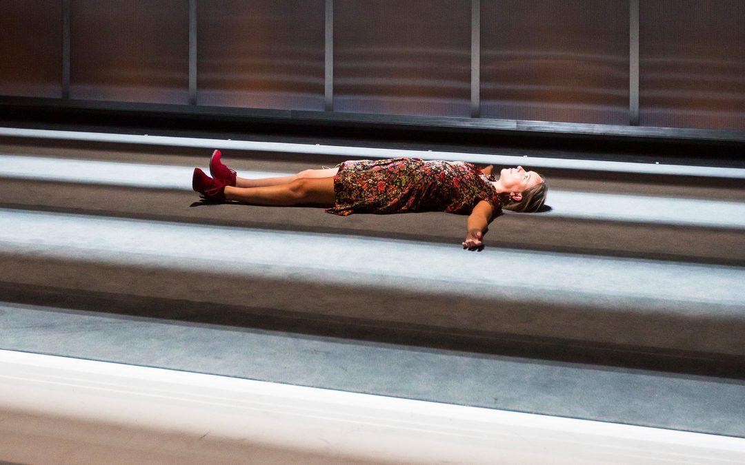 Les morts qui touchent | Mise en scène Jean Boillot | NEST