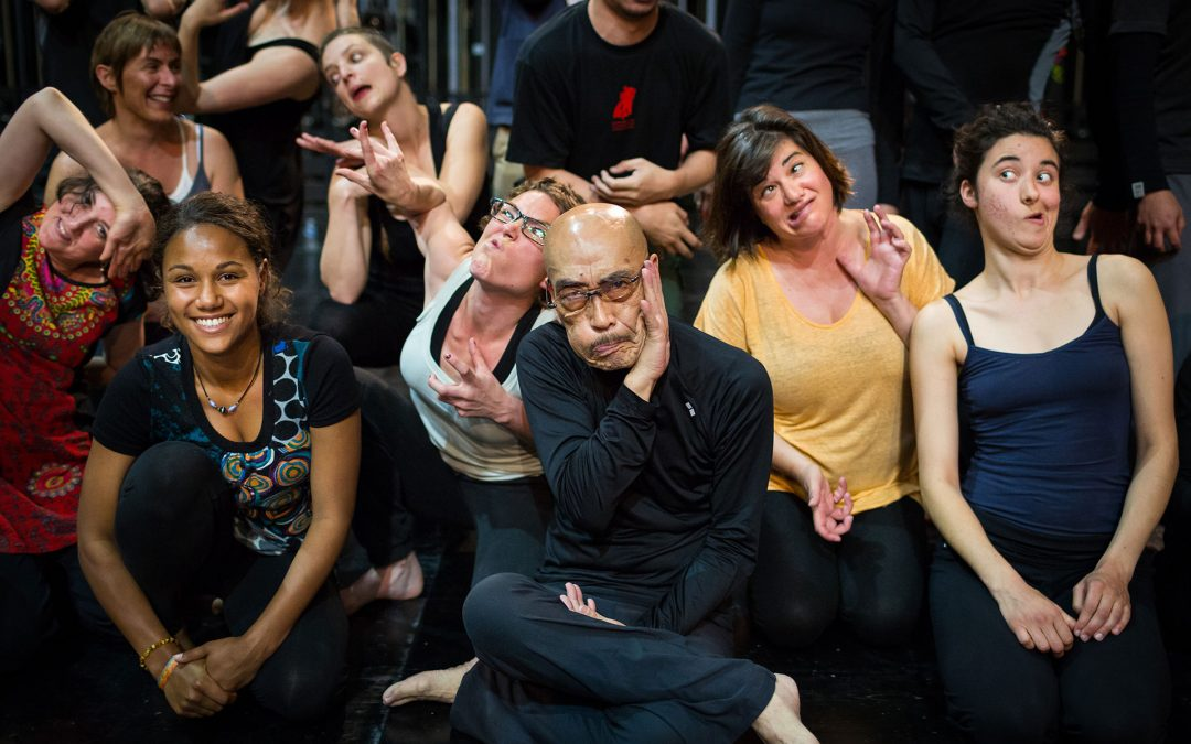 Atelier de danse bûto | Maro Akaji | TAP