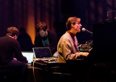 Sieste musicale avec François Marry © Arthur Péquin