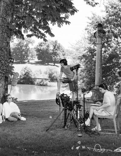 Anne de Vandière & Garance Primat, photo Arthur Péquin