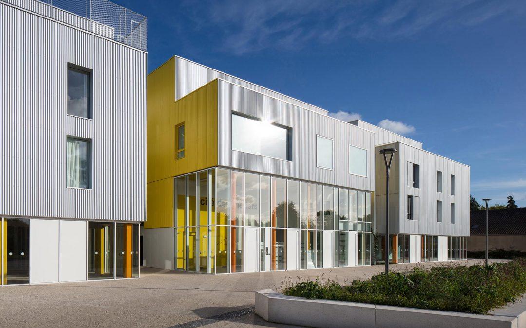 Poggi architecture & Sophie Dugravier architecte | Cité des Métiers à Pessac