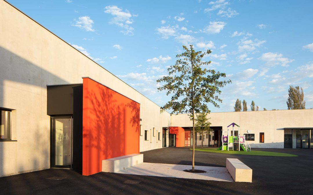 MCVD architectes | Groupe scolaire Benesse