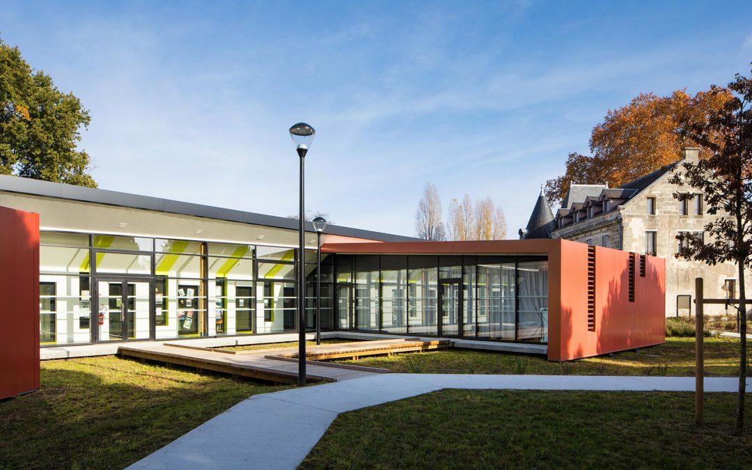 Blamm architecture | Maison des Associations Villenave d'Ornon