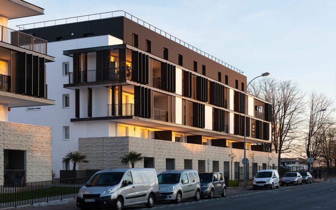 Atelier FGA | Les Terrasses de Chambéry
