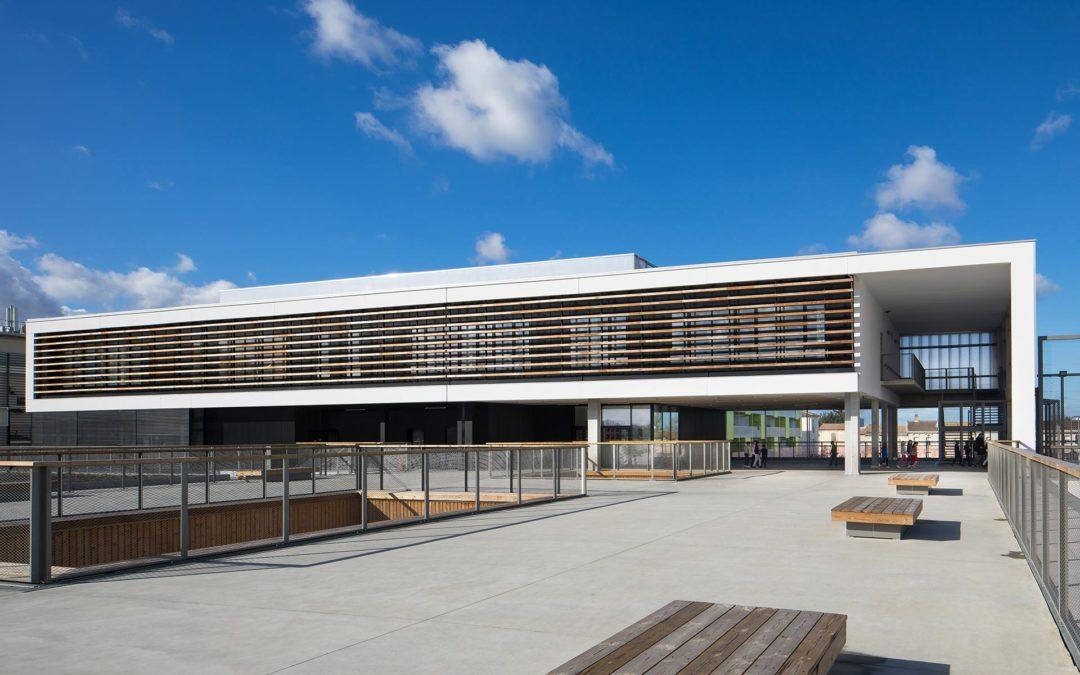 Agence Ferron & Monnereau | Groupe scolaire Zac des Quais