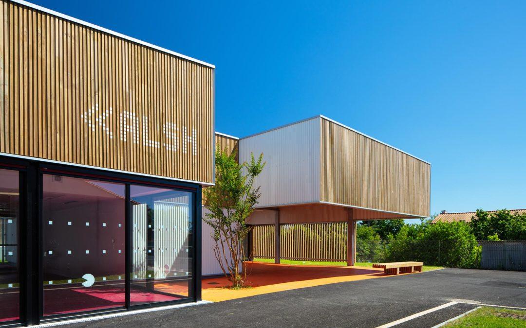 Agence Ferron & Monnereau | Centre de loisirs de Saint-Yrieix