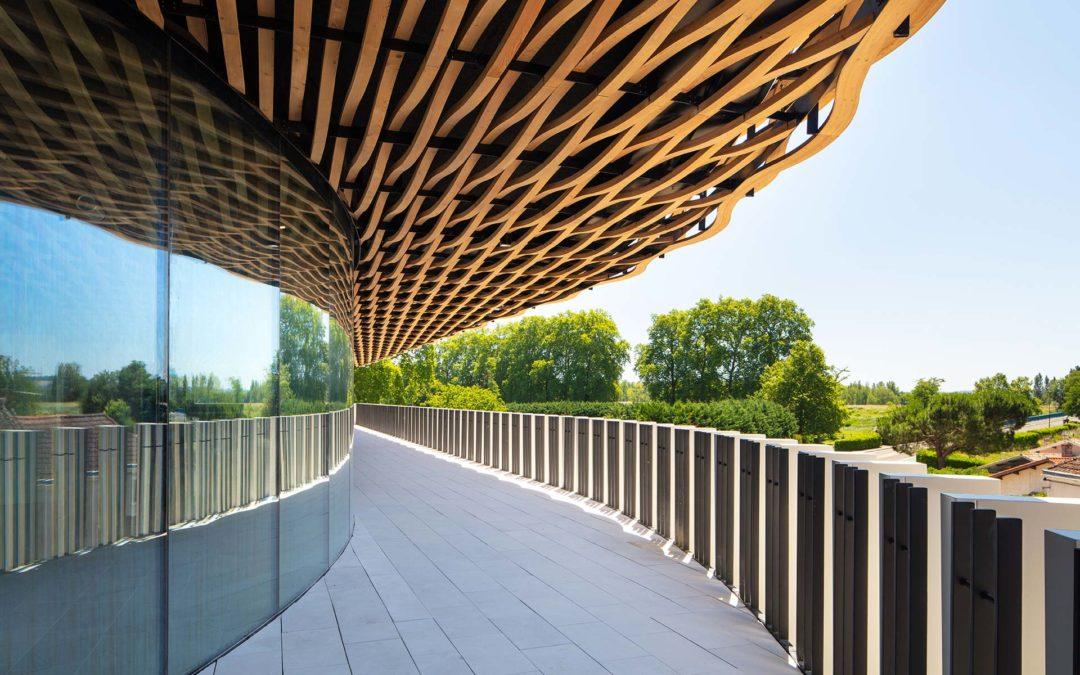 Hessamfar & Verons architectes | CC2R Valence d'Agen