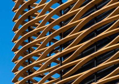 Hessamfar & Verons architectes, photographies Arthur Pequin