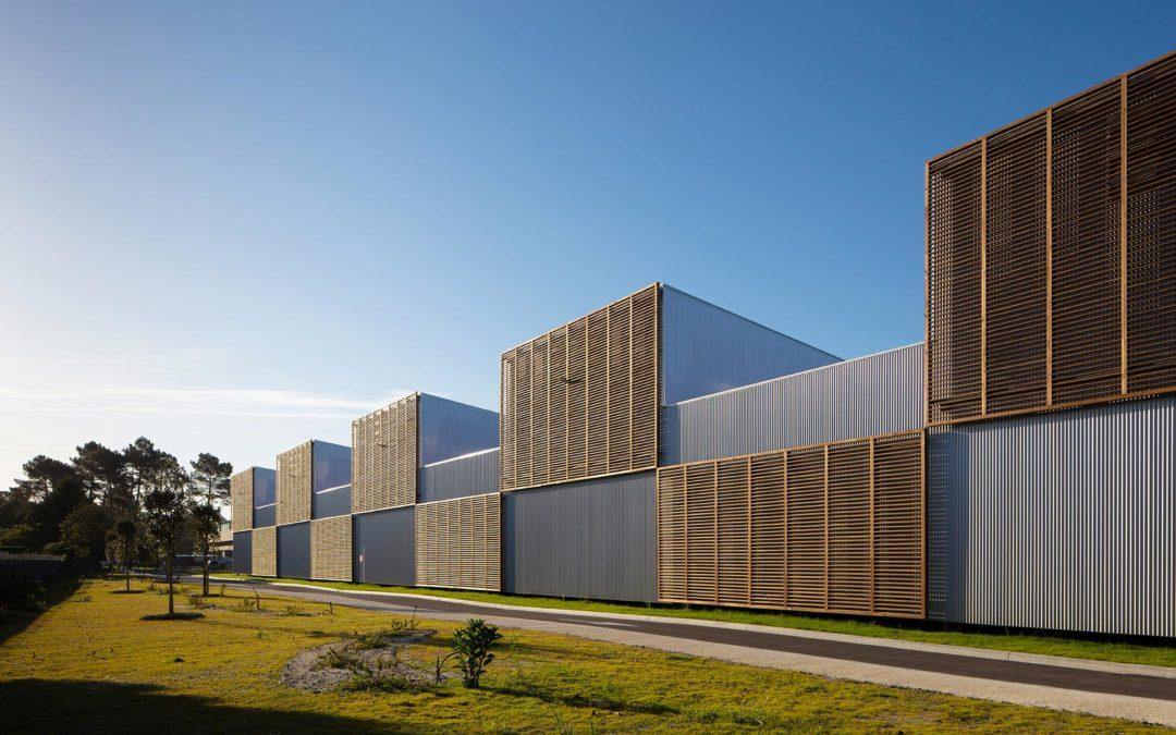 Hessamfar & Verons architectes | Pôle technique de la COBAS