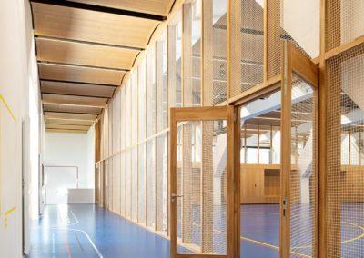 Hessamfar & Verons architectes © Arthur Pequin
