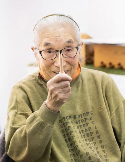 Takako Saito | CAPC © Arthur Pequin