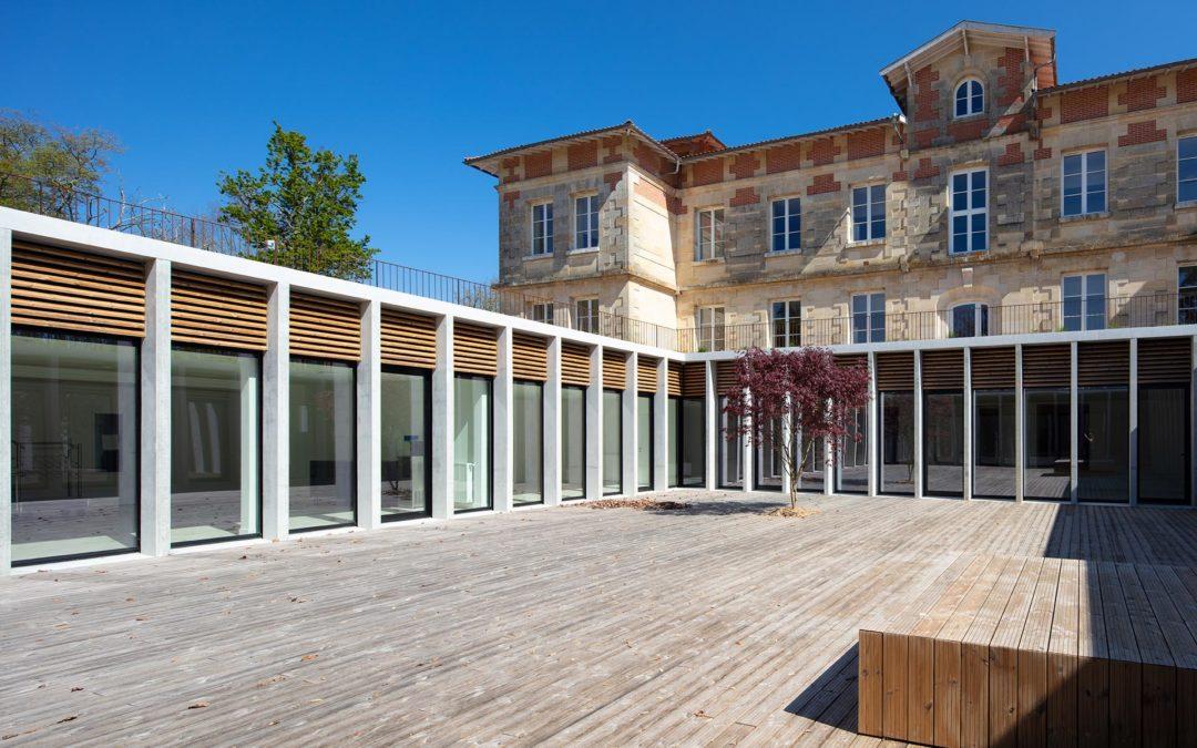 Hessamfar & Verons architectes | Repos Maternel