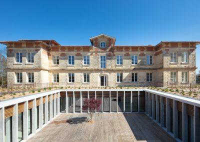 Hessamfar & Verons architectes | Repos Maternel à Gradignan
