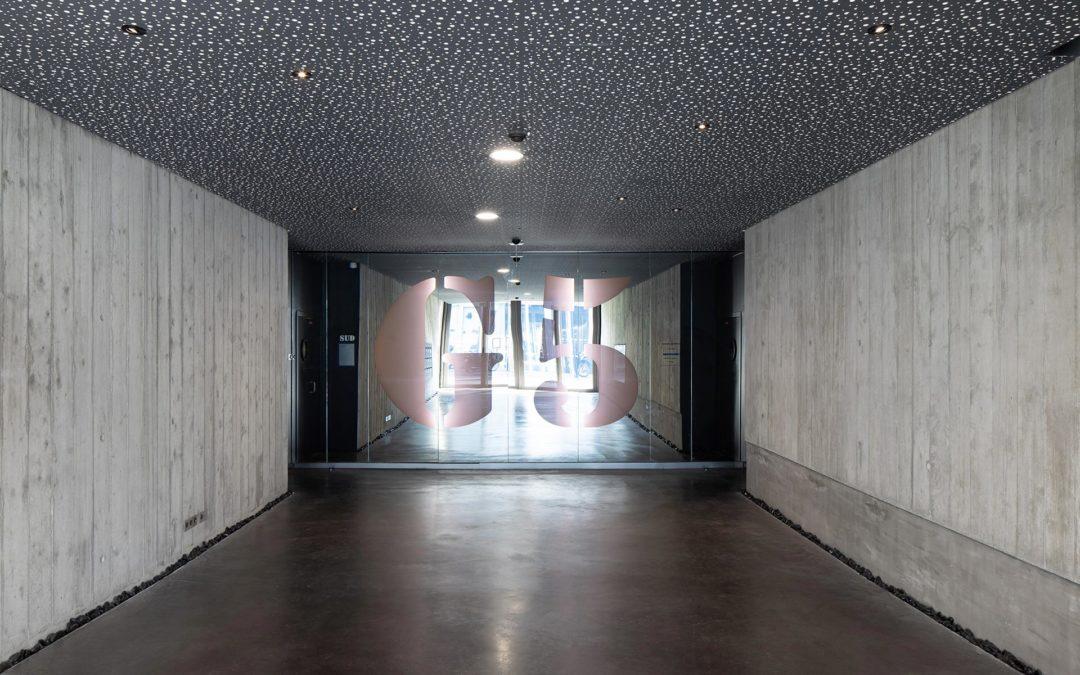 MOA architecture | Hangars G4 et G5