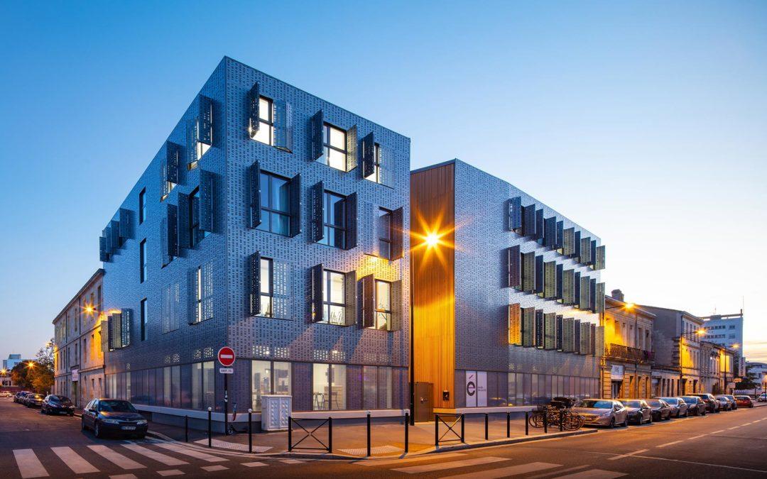 MOG Architectes | Créasud – École de Condé