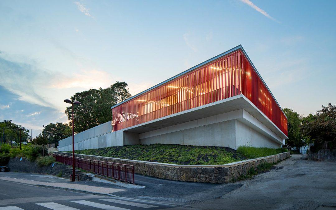 Poggi architecture & Julien Delmas architecte | Groupe Scolaire de Latresne