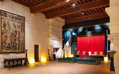 Château de Chambord, Salle du Théâtre