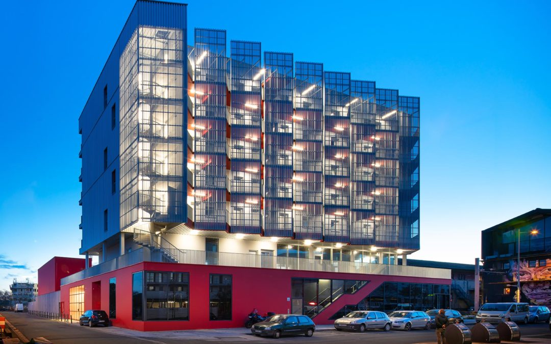Poggi architecture | D4 Bègles