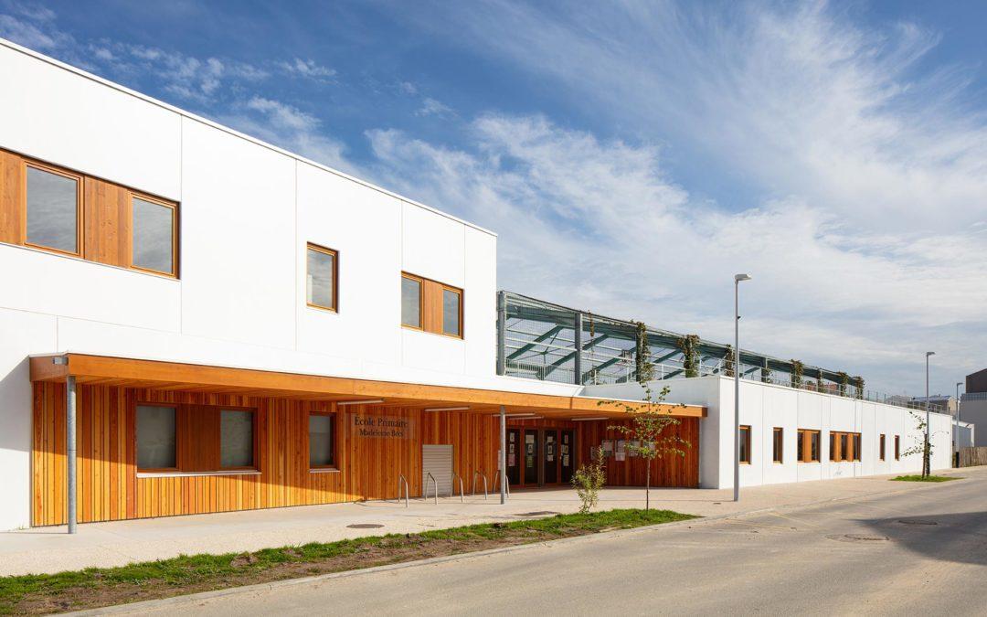 Gayet Roger architectes | École M. Brès